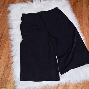 Forever 21 Wide Leg Culotte Pants.
